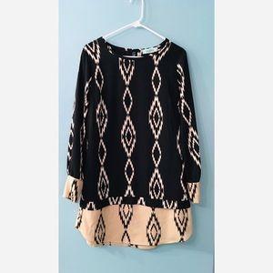 Karlie | Aztec Tunic Dress